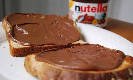 Qué diferencia hay entre la mantequilla de maní y la nutella
