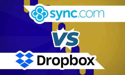 Qué diferencia hay entre Dropbox y Sync